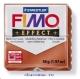 Пластика (запекаемая в печке) Fimo effect медь брус 56 гр 8020-27